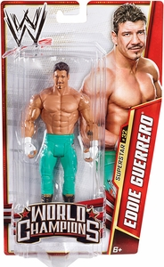 Mattel WWE Wrestling Basic Series 29 Action Figure #32 Eddie Guerrero
