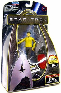 Star Trek Movie Playmates 3 3/4 Inch Action Figure Sulu [Enterprise Uniform]