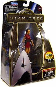 Star Trek Movie Playmates 3 3/4 Inch Action Figure Uhura [Enterprise Uniform]