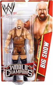 Mattel WWE Wrestling Basic Series 29 Action Figure #34 Big Show