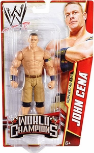 Mattel WWE Wrestling Basic Series 29 Action Figure #35 John Cena