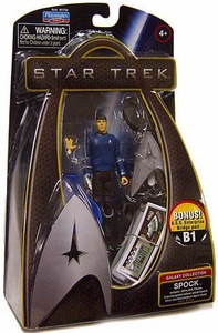 Star Trek Movie Playmates 3 3/4 Inch Action Figure Spock [Enterprise Uniform]