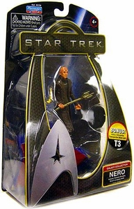 Star Trek Movie Playmates 3 3/4 Inch Action Figure Nero BLOWOUT SALE!