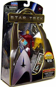 Star Trek Movie Playmates 3 3/4 Inch Action Figure McCoy [Cadet Uniform] BLOWOUT SALE!