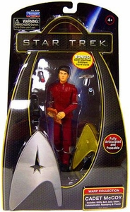 Star Trek Movie Playmates 6 Inch Deluxe Action Figure Cadet McCoy
