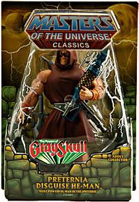He-Man Masters of the Universe Classics Exclusive Action Figure Preternia Disguise He-Man
