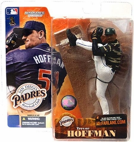 McFarlane Toys MLB Sports Picks Series 4 Action Figure Trevor Hoffman (San Diego Padres) Camouflage Jersey Variant