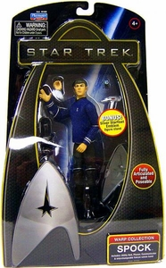 Star Trek Movie Playmates 6 Inch Deluxe Action Figure Spock