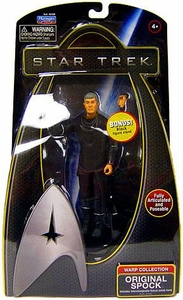 Star Trek Movie Playmates 6 Inch Deluxe Action Figure Original Spock