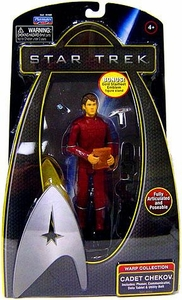 Star Trek Movie Playmates 6 Inch Deluxe Action Figure Cadet Chekov