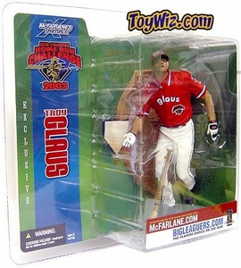 McFarlane Toys MLB Sports Picks Series 8 Action Figure Big League Challenge Troy Glaus