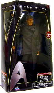 Star Trek Movie Playmates 12 Inch Deluxe Action Figure Spock [Prime]