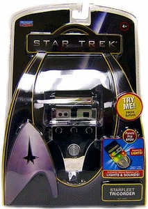 Star Trek Movie Playmates Roleplay Toy Electronic TriCorder