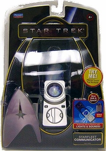 Star Trek Movie Playmates Roleplay Toy Electronic Communicator