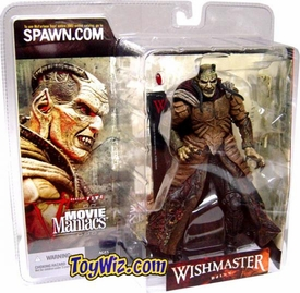 McFarlane Toys Movie Maniacs Series 5 Action Figure Wishmaster Djinn