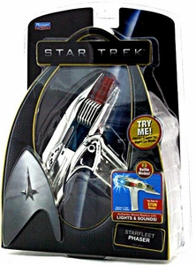Star Trek Movie Playmates Roleplay Toy Electronic Starfleet Phaser