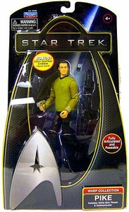 Star Trek Movie Playmates 6 Inch Deluxe Action Figure Pike