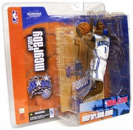 McFarlane Toys NBA Sports Picks Series 5 Action Figure Tracy McGrady (Orlando Magic) White Jersey Variant