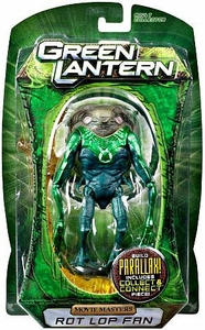 Green Lantern Movie Masters Series 1 Action Figure Rot Lop Fan [Build Parallax Piece] BLOWOUT SALE!