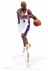 McFarlane Toys NBA Sports Picks Series 5 Action Figure Stephon Marbury (Phoenix Suns) White Jersey BLOWOUT SALE!