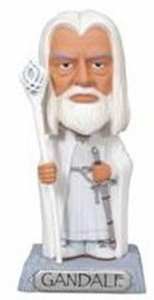 Funko Lord of the Rings Wacky Wobbler Bobble Head Gandalf