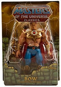 He-Man Masters of the Universe Classics Exclusive Action Figure Bow