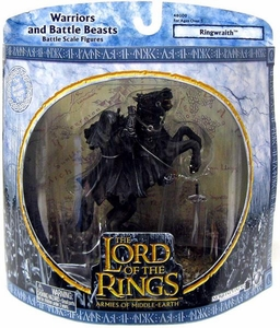 Lord of the Rings Armies of Middle Earth Warriors And Battle Beasts Ringwraith[Rearing]