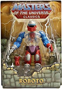 He-Man Masters of the Universe Classics Exclusive Action Figure Roboto
