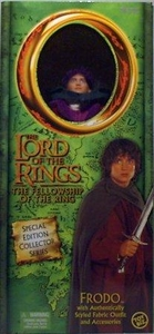 Lord of the Rings Fellowship of the Ring 12 Inch Deluxe Action Figure Frodo