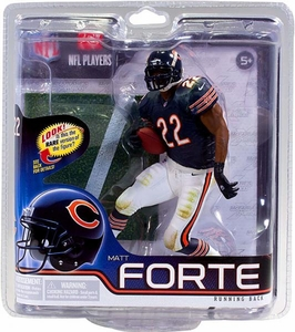 McFarlane Toys NFL Sports Picks Series 30 Action Figure Matt Forte (Chicago Bears) Blue Jersey