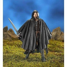 Lord of the Rings Fellowship of the Ring Action Figure Super-Poseable Strider