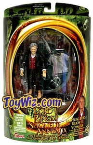 Lord of the Rings Fellowship of the Ring Action Figure Traveling Bilbo