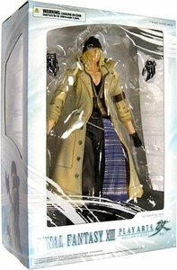 Final Fantasy XIII Play Arts Series 1 Action Figure Snow