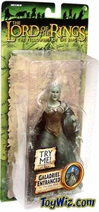Lord Of The Rings Fellowship Of The Ring Collectors Series Action Figure Galadriel Entranced BLOWOUT SALE!