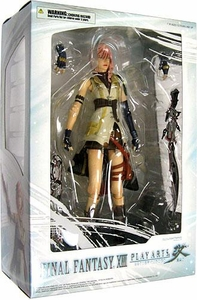 Final Fantasy XIII Play Arts Series 1 Action Figure Lightning