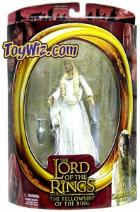 Lord of the Rings Fellowship of the Ring Red Pack  Action Figure Galadriel