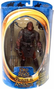 Lord of the Rings Return of the King Action Figure Crossbow Uruk-Hai [Bilingual Packaging]