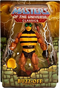 He-Man Masters of the Universe Classics Exclusive Action Figure Buzz-Off