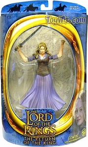 Lord of the Rings Return of the King Action Figure Eowyn in Gown