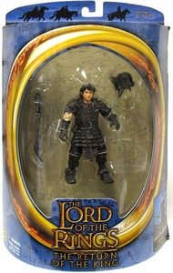 Lord of the Rings Return of the King Action Figure Frodo In Goblin Armor