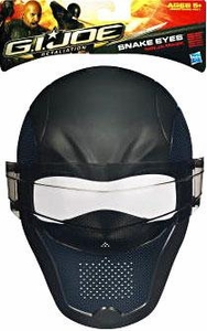 GI Joe Retaliation Movie Roleplay Gear Snake Eyes Ninja Mask