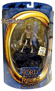 Lord of the Rings Return of the King Action Figure Smeagol BLOWOUT SALE!