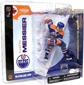 McFarlane Toys NHL Sports Picks Series 5 Action Figure Mark Messier (Edmonton Oilers)