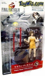 Final Fantasy VIII Extra Soldier Character Figures Selphie Tilmitt