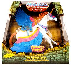 He-Man Masters of the Universe Classics Exclusive Action Figure Swiftwind