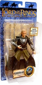 Lord of the Rings Return of the King Collectors Series Action Figure Legolas [Dagger Throwing] BLOWOUT SALE!