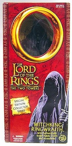 Lord of the Rings The Return of the King 12 Inch Action Figure Special Edition Collector Series   Witchking Ringwrath