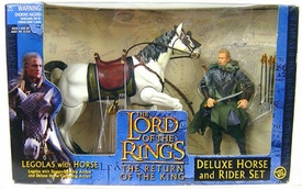 Lord of the Rings The Return of The King Deluxe Horse & Rider Set LEGOlas with Horse
