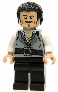 LEGO Pirates of the Caribbean LOOSE Mini Figure Will Turner