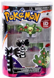 Pokemon TOMY Basic Figure 2-Pack Gothitelle & Reuniclus